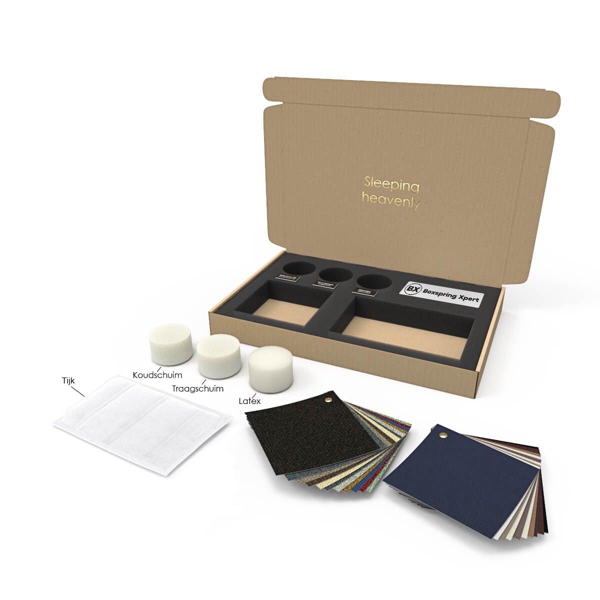 sample box Boxspring Xpert